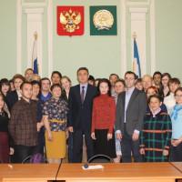 В Национальном музее Республики Башкортостан прошло обучение музейных работников республики