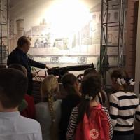 3 марта 2020 г. Национальный музей Республики Башкортостан посетила группа детей из Лицея №155 с целью познакомиться с выставкой «Под знаком воинской славы»