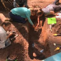 Волонтёры Национального музея Республики Башкортостан приняли участие в археологической экспедиции в Бураевском районе