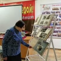 Дюртюлинский историко-краеведческий музей познакомил школьников с историей Дюртюлинской машинно-тракторной станции