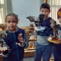 Темясовский историко-краеведческий музей приглашает на выставку птиц Башкортостана