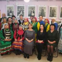 Музей Салавата Юлаева представил в Усть-Катаве выставку о кыр-кудейских башкирах в старинных фотографиях Михаила Круковского