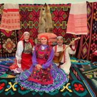 Музей Салавата Юлаева представил этнографическую выставку на презентации Салаватского района в рамках фестиваля-марафона «Страницы истории»