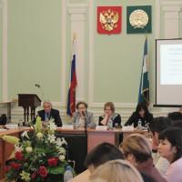 В Национальном музее Республики Башкортостан представители Министерства культуры России и музейные работники обсудили вопросы информатизации музейной деятельности