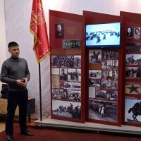 В День защитника Отечества в Национальном музее Республики Башкортостан и его филиалах прошли «День открытых дверей» и тематические мероприятия