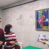 Музей Салавата Юлаева приглашает на выставку одной картины – «Путь Салавата» Юнера Насырова