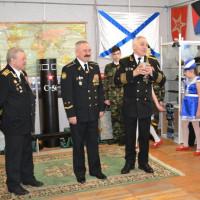 Дюртюлинский историко-краеведческий музей приглашает на выставку, посвящённую землякам, служившим на военно-морском флоте