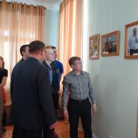 12 апреля 2019 г. в Национальном музее Республики Башкортостан открылась фотовыставка, посвященная Всемирному дню авиации и космонавтики.