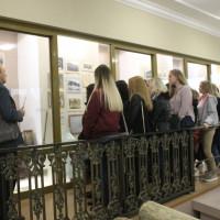 В Национальном музее прошло первое мероприятие «Звуки старого патефона»