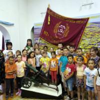 В филиалах Национального музея Республики Башкортостан прошли уроки мужества к 120-летию со дня рождения генерал-майора М. М. Шаймуратова