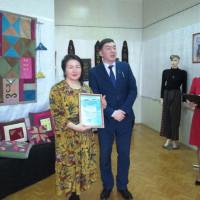 Туймазинский историко-краеведческий музей приглашает на выставку текстильных сувениров Зульфии Красновой