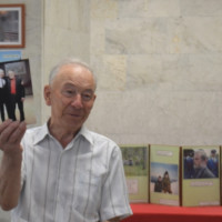 В Музее Салавата Юлаева открылась выставка к юбилею Михаила Чванова