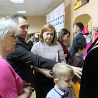 20 апреля 2019 года в рамках Всероссийской акции в поддержку чтения «Библионочь» в Башкирской республиканской специальной библиотеке для слепых прошли «Уфимские библиосумерки». Тема акции этого года – «Весь мир — театр»