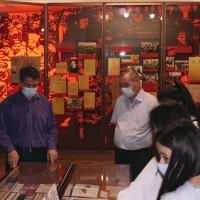 Дом-музей Шагита Худайбердина приглашает на выставку «Дом, в котором жил и работал Ш. А. Худайбердин»