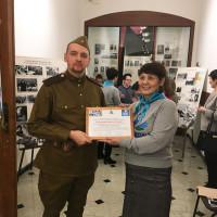 «Квест Победы от наставника» к годовщине снятия блокады Ленинграда