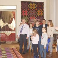 Акция «День открытых дверей» в честь Дня сотрудника органов внутренних дел Российской Федерации
