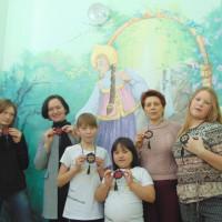 В Музее семьи Аксаковых школьники научились изготавливать украшения из кожи