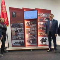 Национальный музей Республики Башкортостан передал экспозиционно-выставочный комплекс «Генерал М. М. Шаймуратов» в Музей истории города Уфы