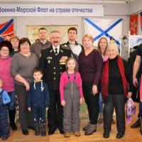 В День защитника Отечества Национальный музей Республики Башкортостан и его филиалы принимали солдат и ветеранов боевых действий