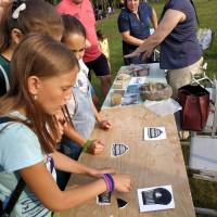 27 июля 2019 года Национальный музей Республики Башкортостан в рамках акции «Молодежный фестиваль» организовал эко-просветительскую площадку совместно с благотворительным проектом «Добрые эко-уроки»