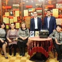 В Доме-музее Шагита Худайбердина отметили 115-летие со дня рождения Хадии Давлетшиной