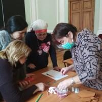 В Национальном музее РБ продолжается серия мастер-классов по изготовлению элементов башкирского национального костюма.