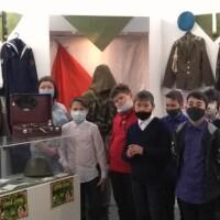 Темясовский историко-краеведческий музей приглашает на выставку ко Дню защитника Отечества