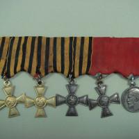 Исполнилось 250 лет (1769 год) учреждению награды для офицеров Русской Армии