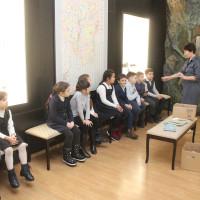 28 февраля в Национальном музее Республики Башкортостан было проведено культурно-образовательное мероприятие «Легенда Древнего Вождя» для учащихся 2 класса МБОУ «Школа №108»