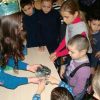 Новогодние каникулы в Национальном музее Республики Башкортостан продолжаются: 8 января состоялось культурно-образовательное мероприятие «Малахитовая шкатулка»