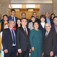 В Национальном музее Республики Башкортостан прошла конференция «Башкирская журналистика на рубеже веков»