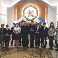 В Музее Салавата Юлаева состоялось вручение паспортов юным гражданам России