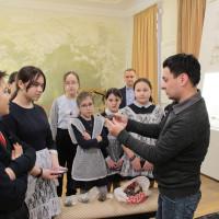 21 января в Национальном музее Республики Башкортостан было проведено культурно-образовательное мероприятие «Легенды древнего вождя»