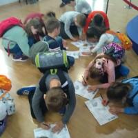 23 апреля в гости на День рождения Национального музея Республики Башкортостан пришли учащиеся 1 классов лицея села Булгаково.