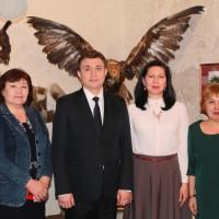 Национальный музей Республики Башкортостан поздравил с юбилеями музеи городов Сибая и Белорецка