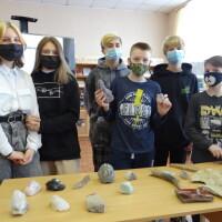 25 марта отдел природы Национального музея провел два выездных культурно-образовательных мероприятия