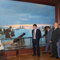 В День Республики Национальный музей Республики Башкортостан посетили главы муниципальных администраций