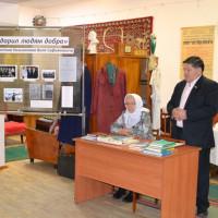 В Дюртюлинском историко-краеведческом музее прошло мероприятие памяти Виля Казыханова