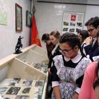 В Музее Салавата Юлаева открылась выставка к 85-летию Салаватского района