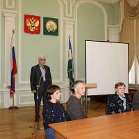 В Национальном музее Республики Башкортостан состоялось мероприятие «Бессмертная рота Максимовки»