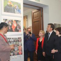 В Национальном музее Республики Башкортостан открылась выставка современных фотографов из Южной Кореи «Узоры корейской души».
