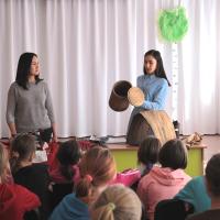 9 августа 2019 г. Национальный музей РБ организовал выездную выставку в ГБУ Социальный приют для детей и подростков ГО г. Уфа РБ