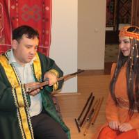 3 октября 2019 г. в преддверии Дня народного единства в залах Национального музея Республики Башкортостан прошло мероприятие