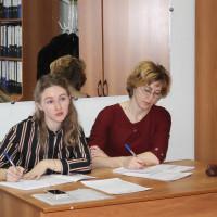 В Национальном музее Республики Башкортостан прошёл консультационный день для музейных работников