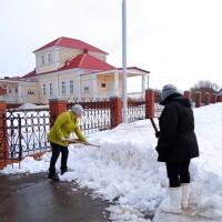 Филиалы Национального музея Республики Башкортостан приняли участие в Республиканском экологическом субботнике