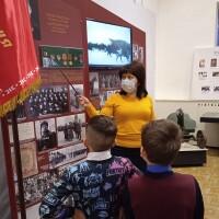 Накануне Дня Победы Абзелиловский историко-краеведческий музей приглашает школьников на уроки мужества