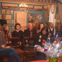 В Доме-музее С. Т. Аксакова прошёл новогодний ретро-киносеанс
