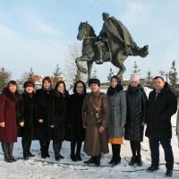 Сотрудник Национального музея Республики Башкортостан принял участие в республиканском семинаре, посвящённом 120-летию со дня рождения легендарного генерала Минигали Шаймуратова