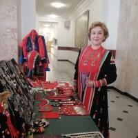Национальный музей отметил День национального костюма
