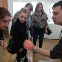 В Национальном музее Республики Башкортостан было проведено культурно-образовательное мероприятие «Сквозь глубины веков»